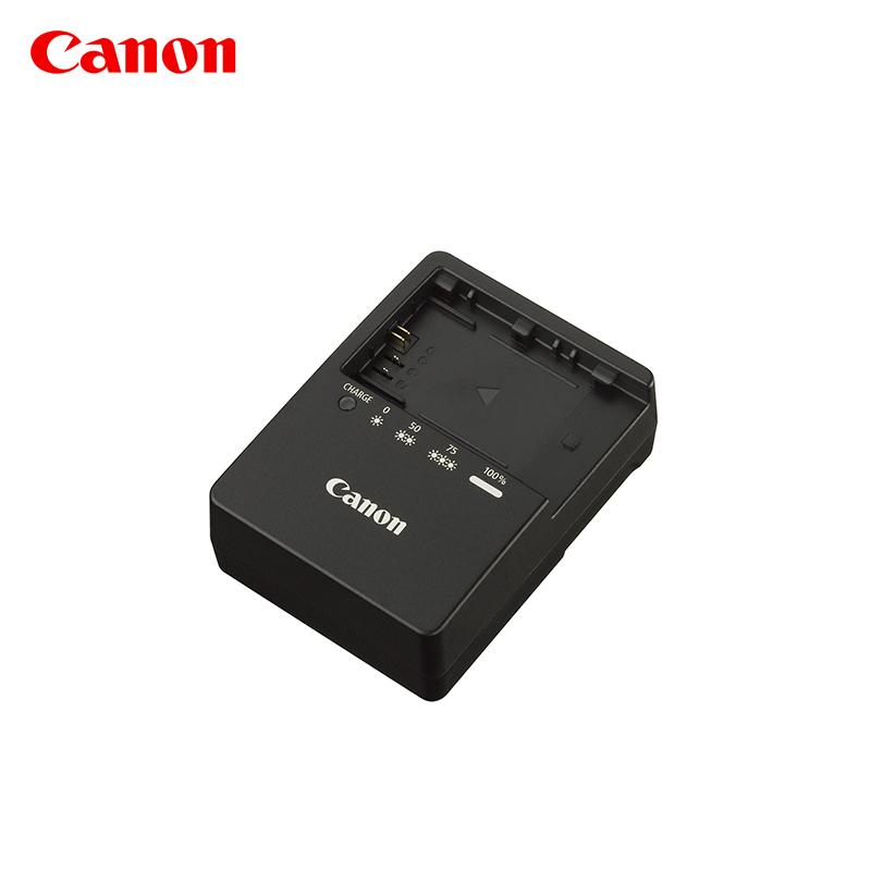 Canon-佳能原装LC-E6E充电器LP-E6N E6相机电池5D3 5D4 5D2 70D 80D 6D 6D2 60D 5DS 5DSR 7D 2单反 原厂座充