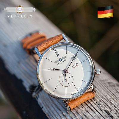 齐博林德国手表男石英表新款情侣腕表手表男手表女士手表7138-4