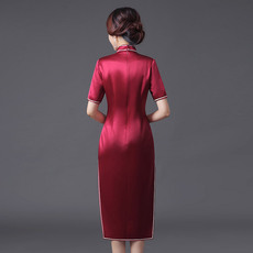 Cheongsam dress Exquisite wisdom q1772