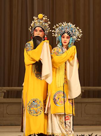 【北京】北方昆曲剧院迎国庆经典剧目展演#昆曲《长生殿》