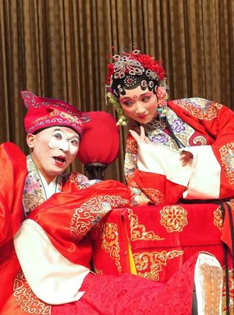 【北京】吉祥大戏院 9月20日 昆曲《风筝误》