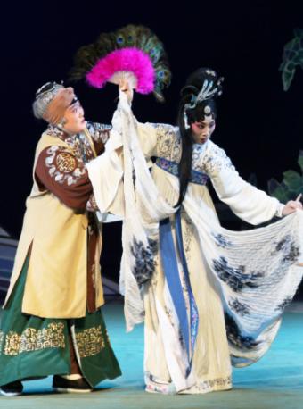 【北京】长安大戏院10月22日 河北梆子《美狄亚》(青春版)