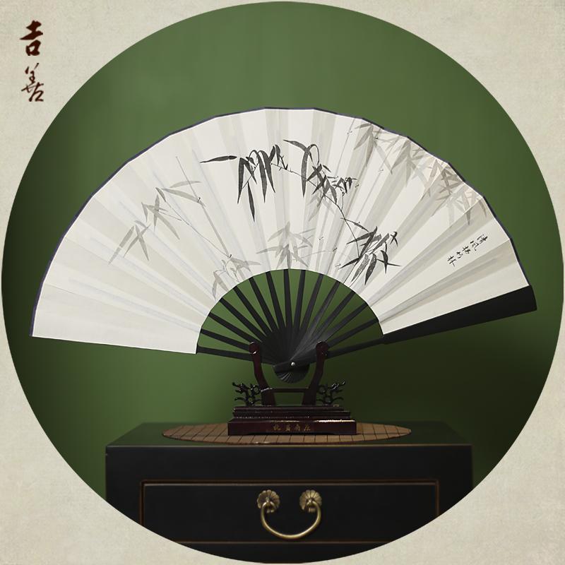 Цвет: Черный бамбук-ветер дует в бамбук
