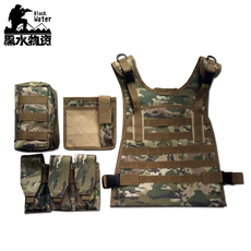 Жилет армейский Blackwater materials MOLLE CS