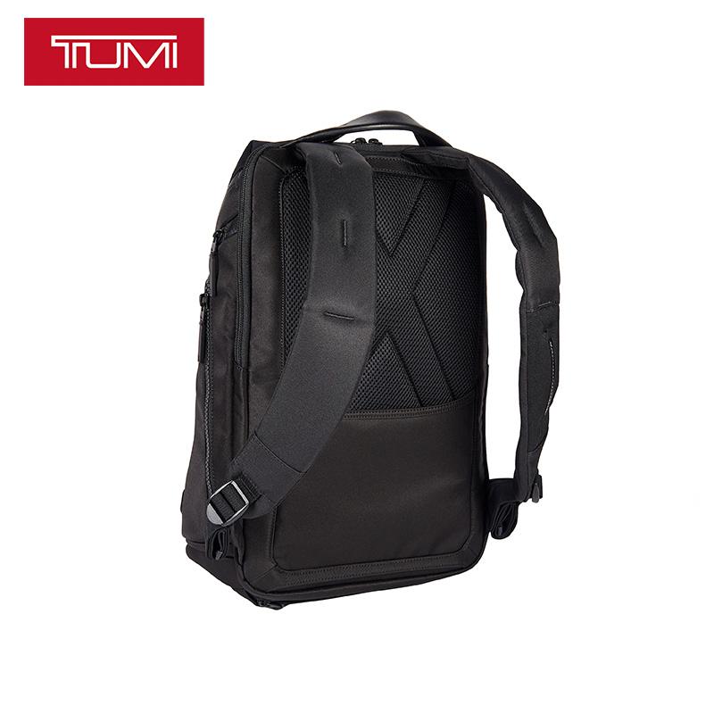 18秋冬新品TUMI-途明Tahoe系列男士时尚潮流涤纶双肩包0798649D