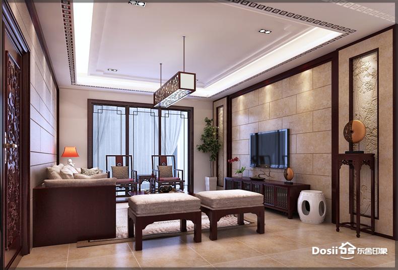 高端家装别墅装修设计师服务北欧美式中式室内效果图半包全包装修图片