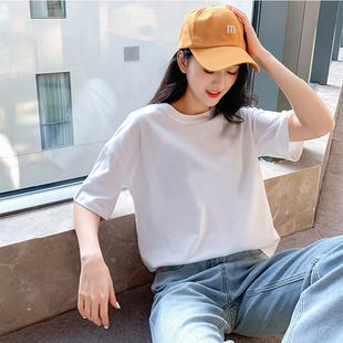 哺乳衣服夏季辣妈外出短袖喂奶上衣夏装时尚水果印花外穿哺乳t恤
