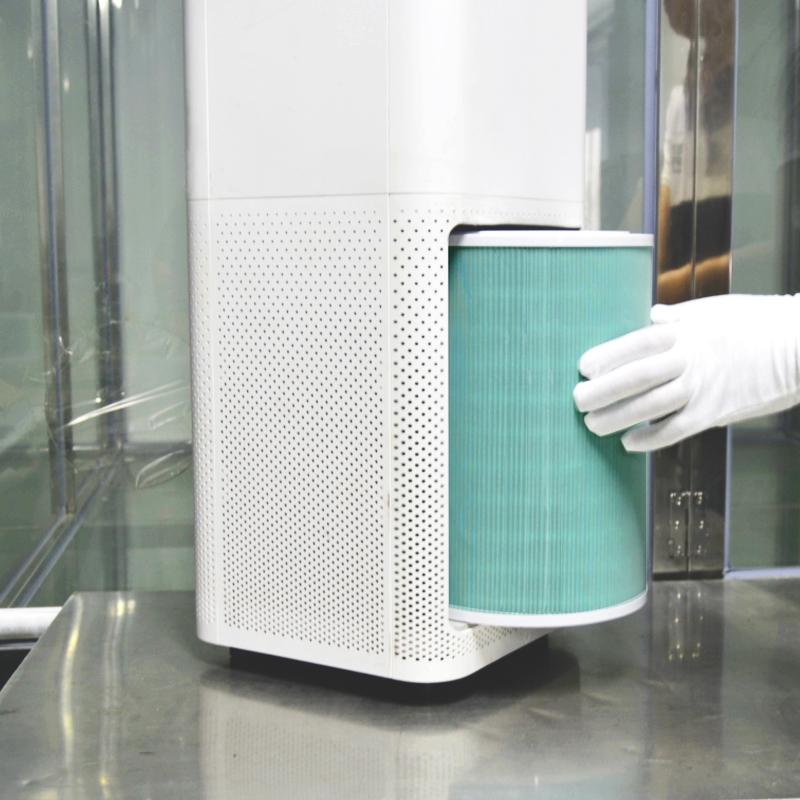 欧能达 适配小米空气净化器滤芯1代2代pro通用 除甲醛PM2.5过滤网