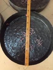 Чжоушань гонг Ручной бронзовые гонги, бронзовые