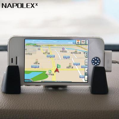 NAPOLEX车载手机架车用导航仪支架汽车行车记录仪底座支架手机座