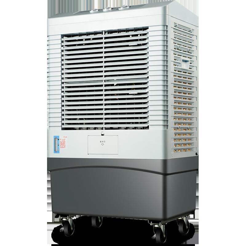 奥克斯空调扇工业冷风机单冷型大功率商用移动小空调制冷水空调扇