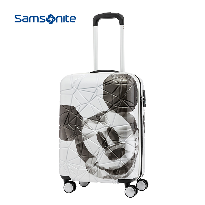 Samsonite-新秀丽卡通米奇可扩展拉杆箱旅行箱行李箱20-24寸 AF9