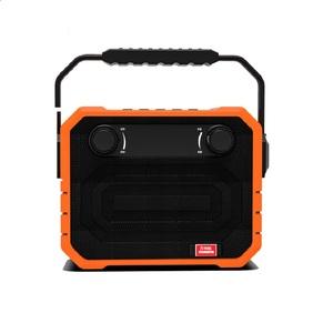 万利达X15手提无线蓝牙音箱户外广场舞音响便携式小型带无线话筒家用k歌老人晨练教学跳舞促销超重低音大音量
