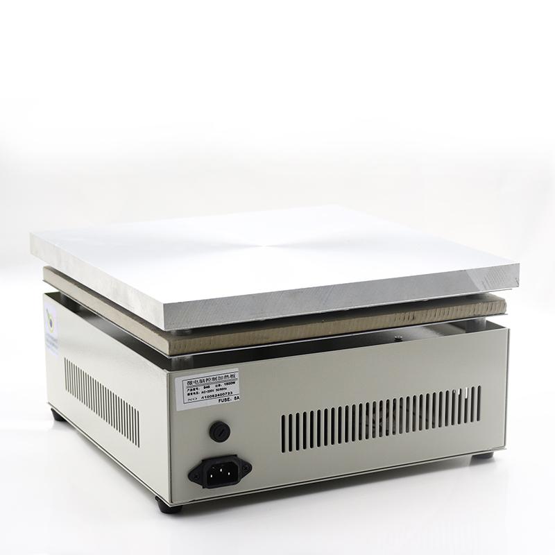 全新恒温加热台加热垫 100*100 200*200*300*400电热板预热台946C