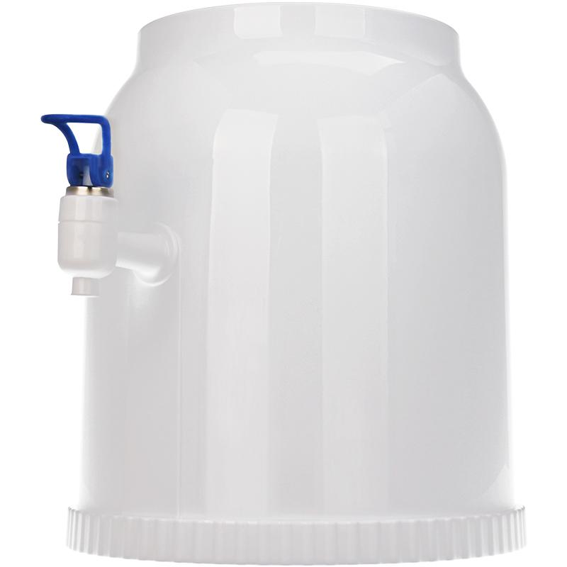 简易饮水机台式家用小型迷你压水器按压器桶装水抽水器手压式支架