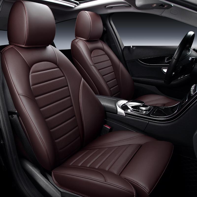 沃尔沃xc60坐垫四季真皮汽车座垫v40 xc90 s80l s90 s60l专用座套