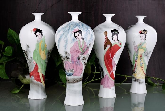 古代四大美女手绘