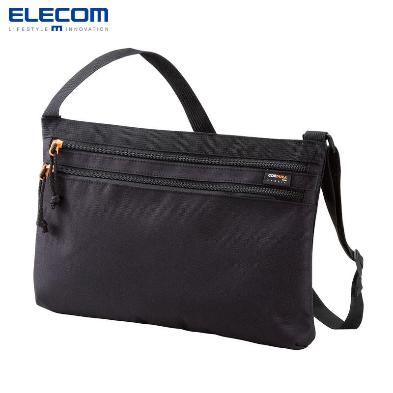 Elecom-宜丽客斜挎休闲运动单肩包多功能包旅行便携Switch包