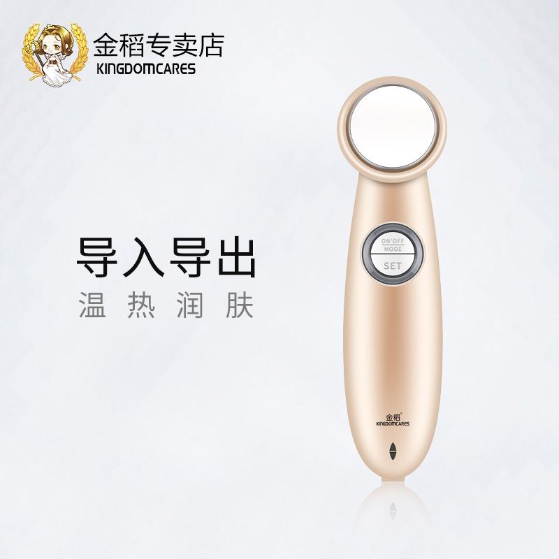 金稻美容仪器脸部按摩仪ag111.ap|开户离子导入仪导出面部排毒仪毛孔清洁仪