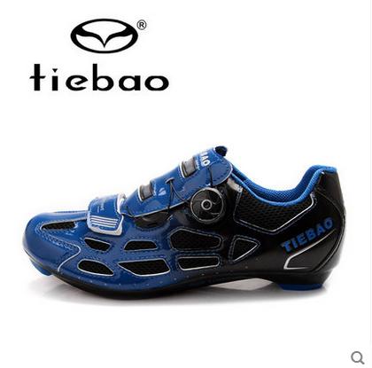 Велосипедная обувь Низкие цены всех стилей! Подлинное Leopard обувь, Велоспорт дышащей велосипед замок дорога туфли