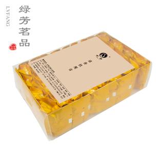 绿芳茶叶 铁观音茶叶 清香型 秋茶 兰花香新茶袋装礼盒装250g*2盒