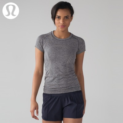 lululemon丨Swiftly Tech Fresh Space 女士运动短袖T恤LW3AN7S