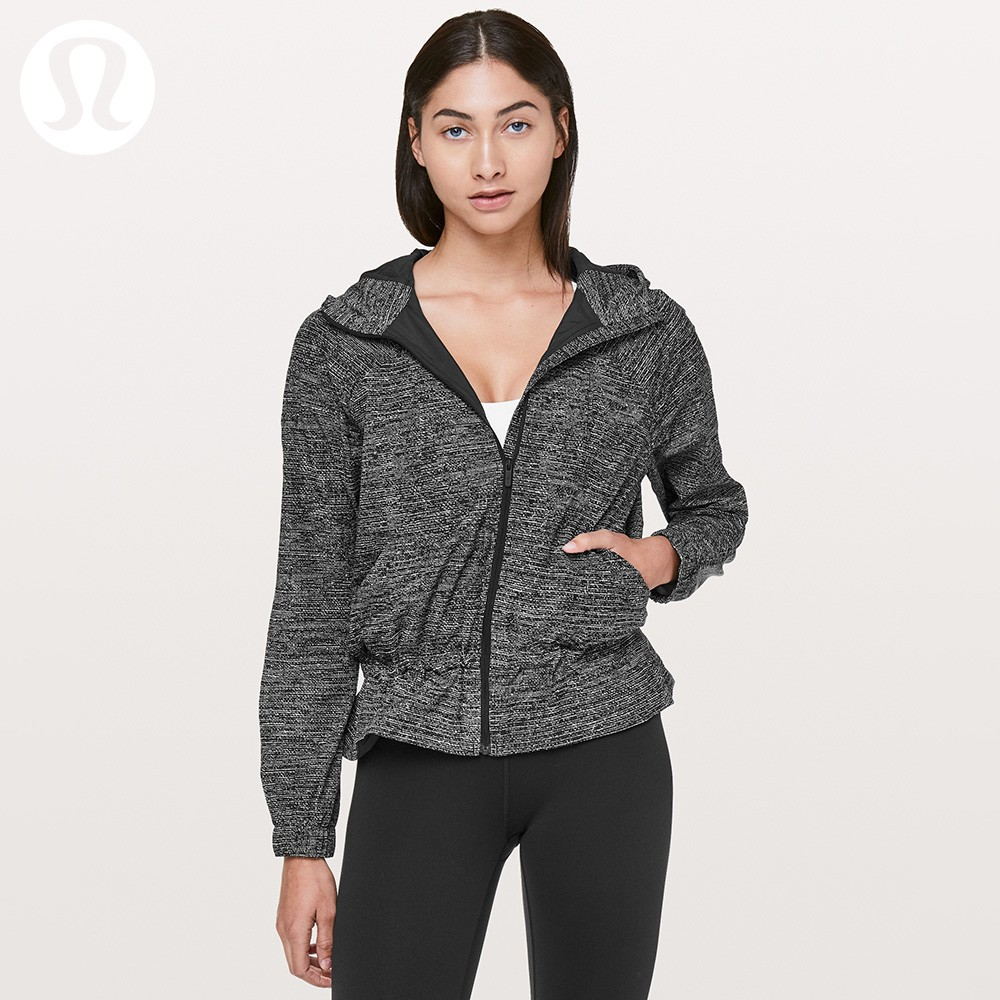 lululemon丨Pack It Up 女士运动夹克LW4AVRS