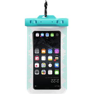 手机防水袋潜水套触屏外卖专用游泳手机套防尘苹果通用防水手机袋