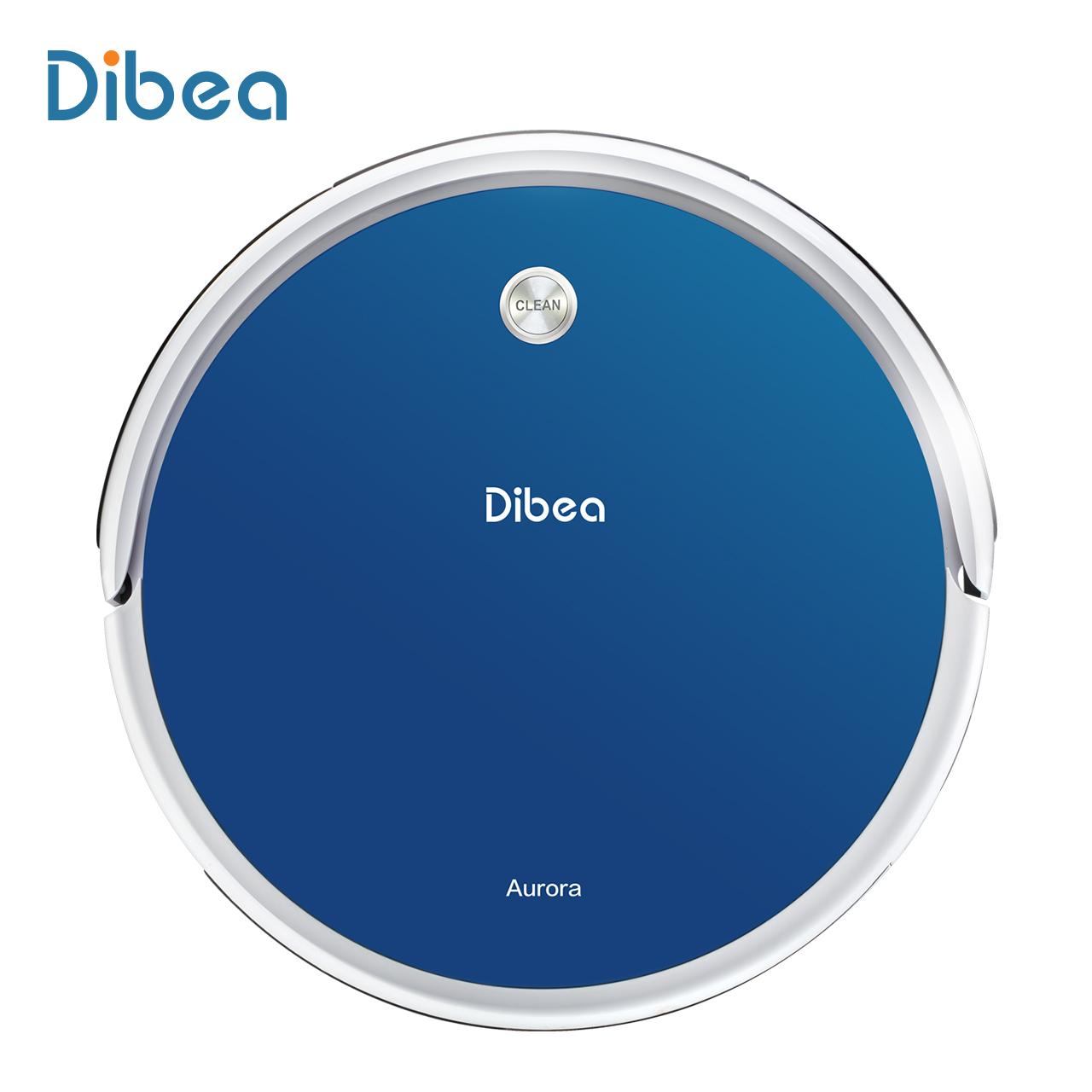 Dibea-地贝扫地机器人家用全自动扫吸拖一体机智能规划导航吸尘器