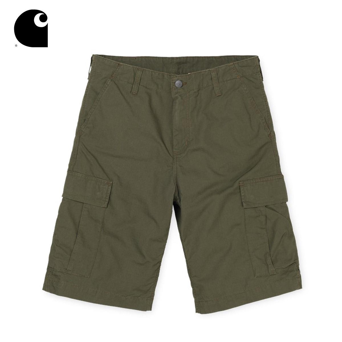 Carhartt WIP工装潮牌男装短裤2018夏季新品休闲沙滩裤I015999