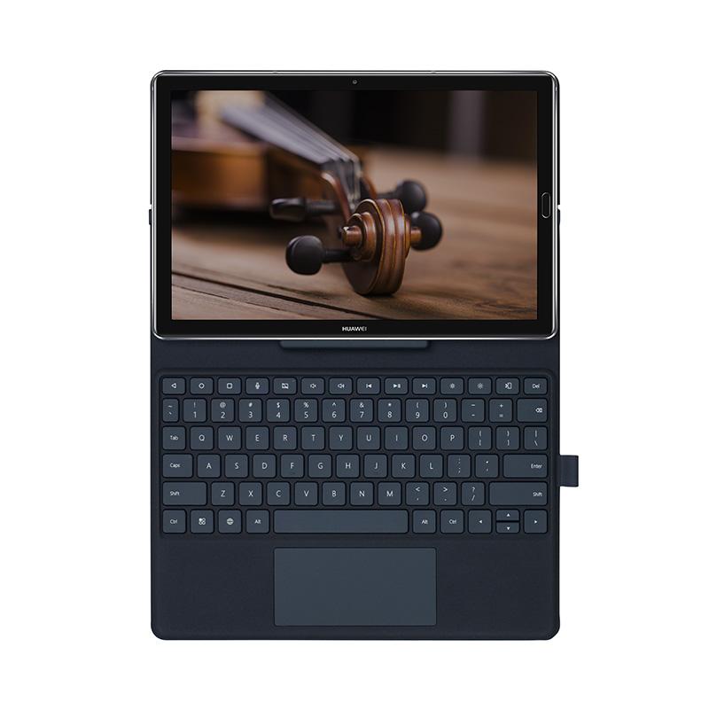 华为M5平板电脑 10.8英寸原装皮套键盘 M5 pro键盘皮套