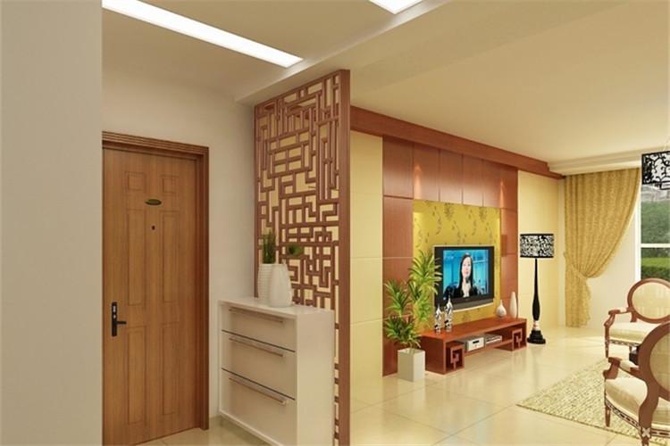 鞋柜装修设计效果图片房屋家居家装室内玄关设计家庭客厅房子装潢