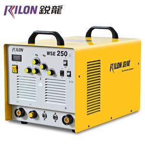 瑞凌锐龙WSE-250交直流多用方波氩弧焊机焊铝手工焊电焊机220v