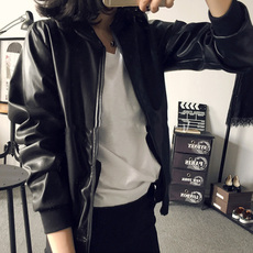 Leather jacket OTHER 7567