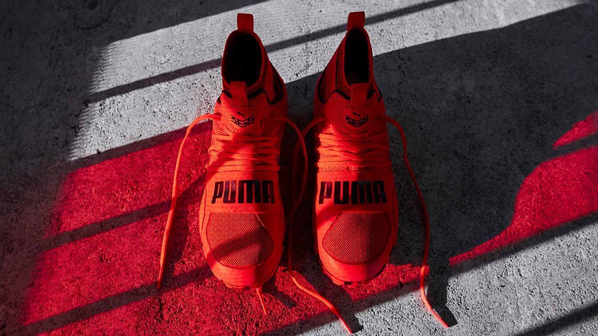 不玩虚的!PUMA小场系列足球鞋上线