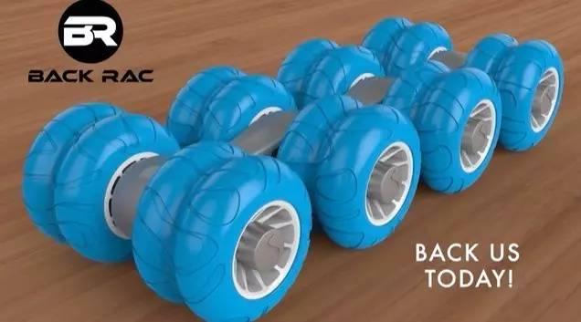 这16个小轮子能让你的老腰重焕