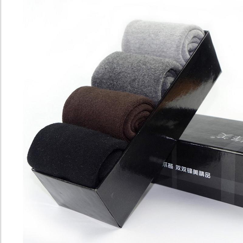 特价袜子男冬季纯棉加厚保暖中筒防臭超厚毛圈长筒棉袜运动毛巾袜