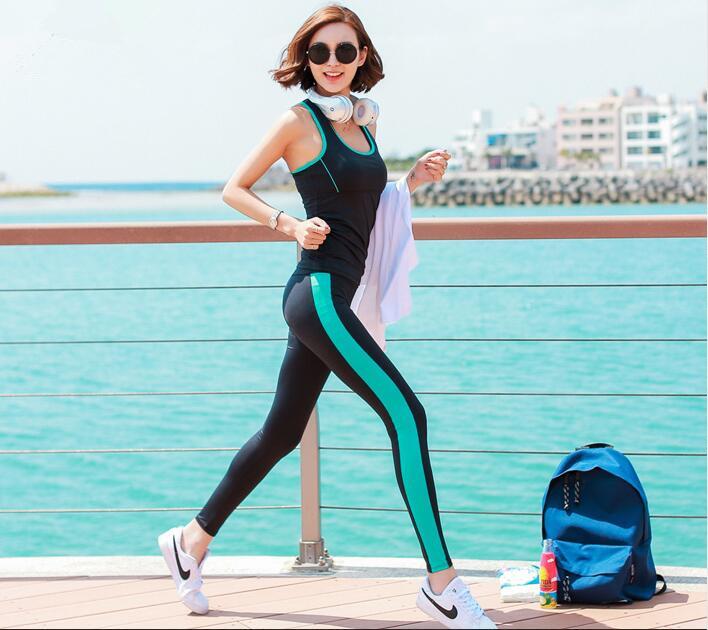 精致瑜伽服套装,秀出你的完美好身材