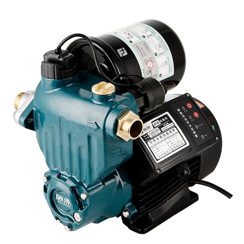 藤原增压泵家用全自动静音热水器不锈钢自吸泵自来水抽水加压水泵