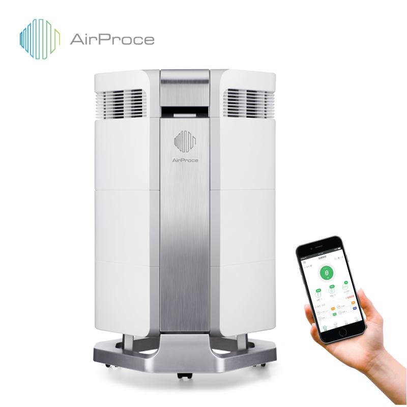 AirProce艾泊斯AI-300智能空气净化器家用除雾霾甲醛母婴专用净化