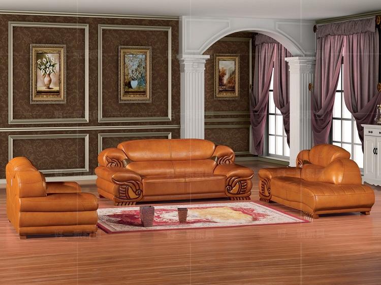 Кожаный диван Good one A122
