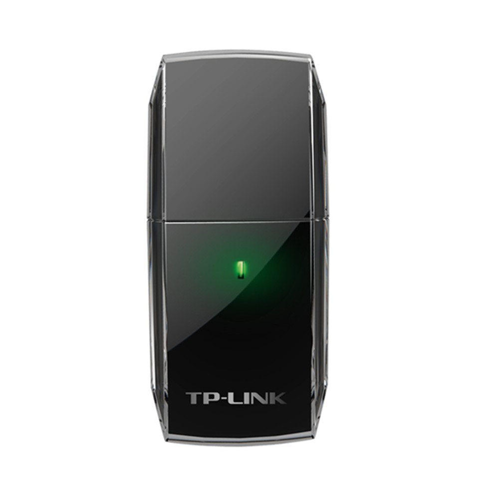 TP-Link TL-WDN5200 11ac双频USB无线网卡台式机wifi接收器高速5g