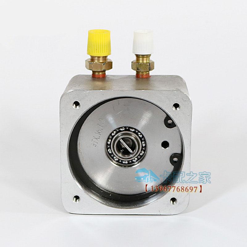 Jiefang J6 cab hydraulic pump factory hydraulic pump base aluminum ...