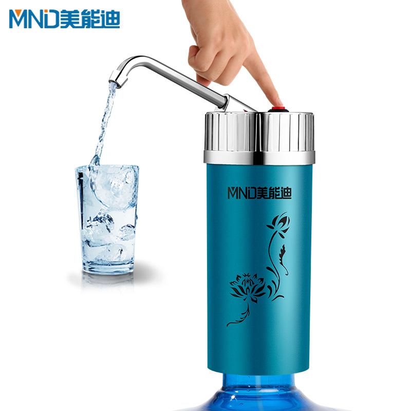 抽水器桶装水无线电动支架纯净水桶饮水机水龙头压水器自动上水器