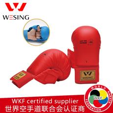 Перчатки для каратэ 1106 Wesing WKF