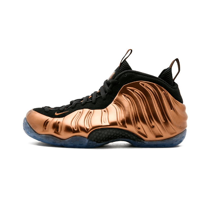 Nike 耐克 Air Foamposite One Copper高帮铜喷篮球鞋314996 007