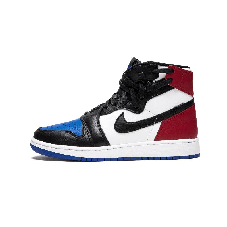 Wmns Air Jordan 1 Rebel AJ1 拉链 芝加哥 top3 女鞋 AT4151 001