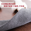 Plus winter outer wear thick velvet leggings female tights Qiuku warm 2017 new autumn and winter was thin gray trousers
