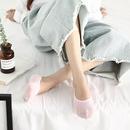 夏季薄款浅口船袜女无硅胶防滑隐形袜女韩版糖果色潮袜纯色短袜女