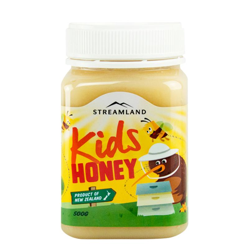 新西兰进口蜂蜜儿童蜂蜜500g